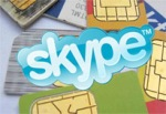 Skype + chip local