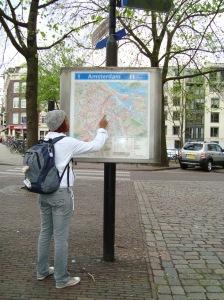 Perdida em Amsterdam