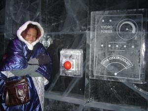 Morrendo de frio a -7 graus