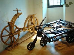 "Bicicleta e ""carro"""