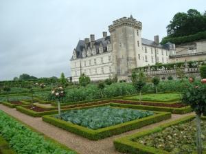 Castelo ao fundo