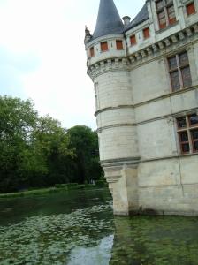 Lateral - o rio Indre